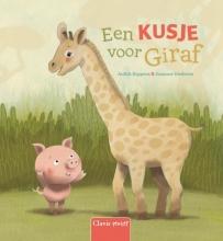 Judith  Koppens Een kusje voor Giraf