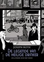 Joseph  Roth De legende van de heilige drinker
