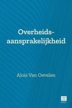 Aloïs Van Oevelen , Overheidsaansprakelijkheid