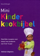 Nancy  McDougall Mini Kinderkookbijbel