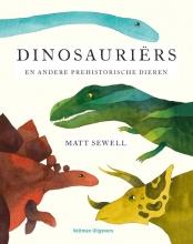 Matt  Sewell Dinosauriërs