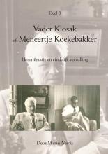 Manus  Narcis Vader Klosak of Meneertje Koekebakker deel 3