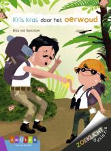 Elisa van Spronsen , Kris kras door het oerwoud