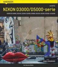 Hans  Frederiks Handboek Nikon D3000/5000-serie