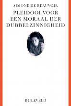 Simone de Beauvoir , Pleidooi voor een moraal der dubbelzinnigheid