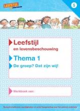 P. Wessels O. van Eck  S. Onvlee, Leefstijl en Levensbeschouwelijk 5 Werkboek