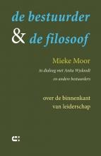 Anita Wydoodt Mieke Moor, De bestuurder & de filosoof