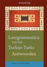 Armand Sag , Leergrammatica van het Turkije-Turks