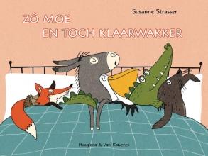 Susanne  Strasser Zo moe en toch klaarwakker