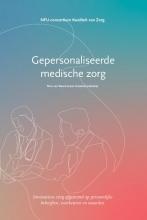 N.J.H.W. van Weert, J.A.  Hazelzet Gepersonaliseerde medische zorg