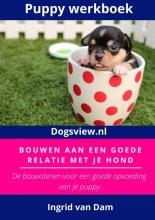 Ingrid van Dam , Puppy werkbook
