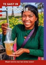 Ate  Hoekstra Te gast in Cambodja