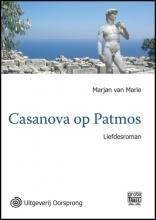 Marjan van Marle Casanova op Patmos - grote letter uitgave
