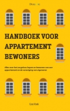 Cora  Vonk Handboek voor appartementbewoners