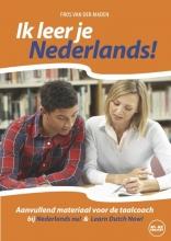 Fros van der Maden , Ik leer je Nederlands! Niveau CEFR A1 - A2