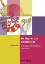 Janine  Janssen De kleuren van de kameleon