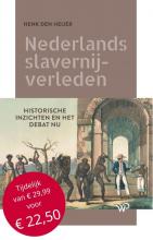 Henk den Heijer , Nederlands slavernijverleden
