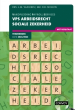 L.M. van Rees , VPS Arbeidsrecht Sociale Zekerheid 2021-2022 Theorieboek