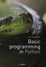 Eric Steegmans , Basic programming in Python
