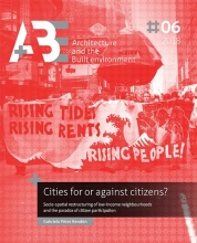 Gabriela Pérez Rendón , Cities for or against citizens?