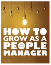 Mieke Audenaert , How to grow as a people manager