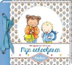 Pauline Oud , Mijn schooljaren invulboek - Pauline Oud