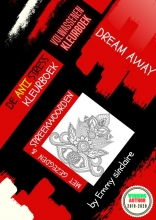 Emmy Sinclaire , De Anti Stress Kleurboek : DREAM AWAY