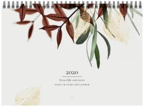 Essencio Vrolijk Familieplanner 2020