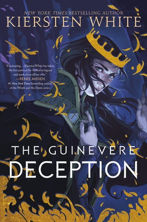White, Kiersten,The Guinevere Deception