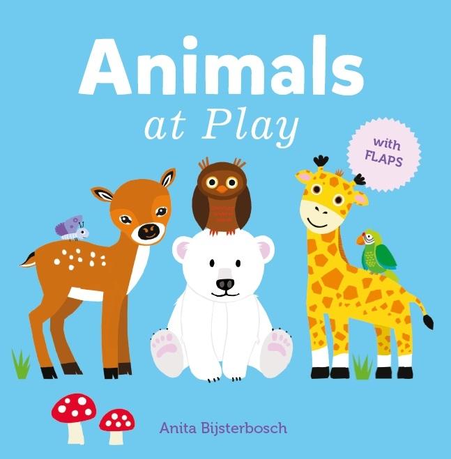 Anita Bijsterbosch,Animals at Play