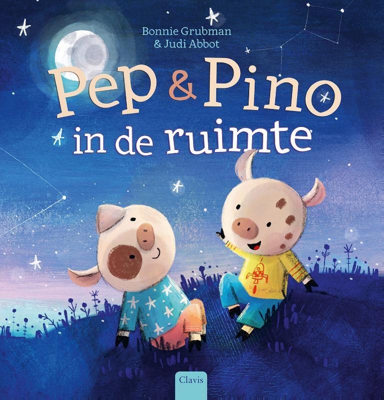 Bonnie Grubman,Pep & Pino in de ruimte