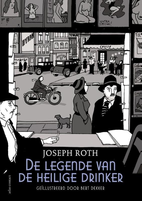 Joseph Roth,De legende van de heilige drinker