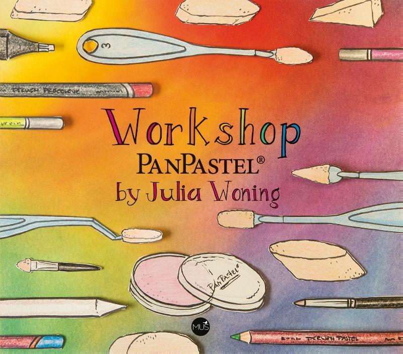 Julia Woning,Workshop PanPastel