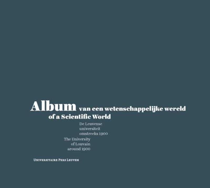 ,Album van een wetenschappelijke wereld of a scientific world