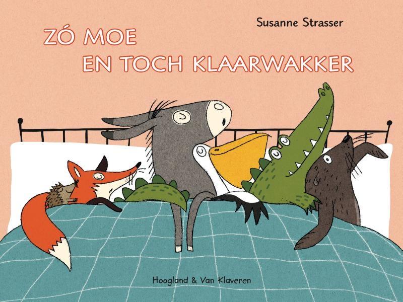 Susanne Strasser,Zo moe en toch klaarwakker