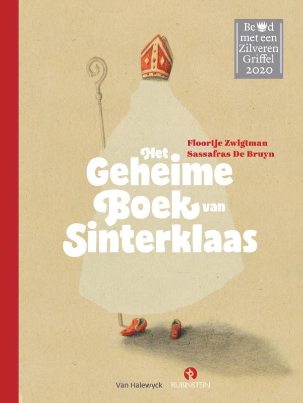 Floortje Zwigtman,Het geheime boek van Sinterklaas