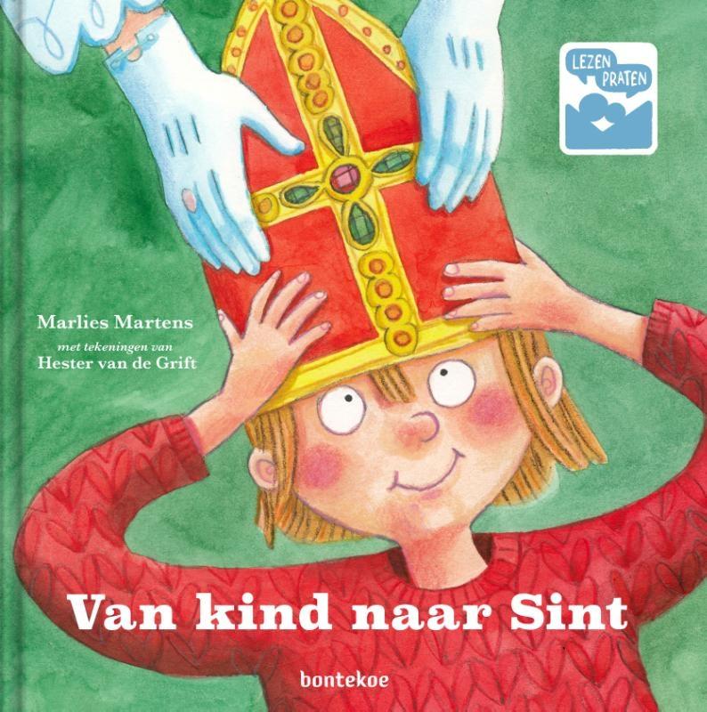 Marlies Martens,Van kind naar Sint