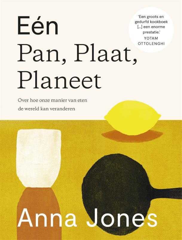 Anna Jones,Eén Pan, Plaat, Planeet