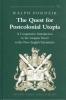 Ralph Pordzik, ,The Quest for Postcolonial Utopia
