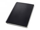 ,Notitieblok Sigel CONCEPTUM hardcover A4 zwart gelinieerd