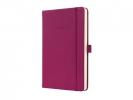 ,notitieboek Sigel Conceptum Pure hardcover A5 Wild Pink     gelinieerd