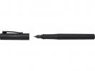 <b>Fc-140963</b>,Faber castel vulpen grip zwart f punt