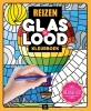 ,Glas in lood kleurboek Reizen