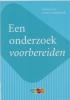 Heinze  Oost, Angela  Markenhof,Een onderzoek voorbereiden