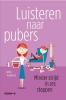 Lieke Kalhorn,Luisteren naar pubers