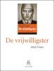 Antje Visser,De vrijwilligster (grote letter)