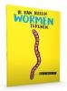 ,Ik kan alleen wormen tekenen