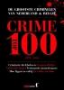 <b>Crime Top 100</b>,de grootste criminelen van Nederland en Belgi&euml;