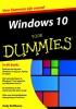 Andy  Rathbone,Windows 10 voor Dummies