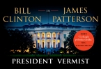 Bill  Clinton, James  Patterson,President vermist DL